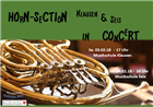 Horn Section Klausen & Seis in Concert
